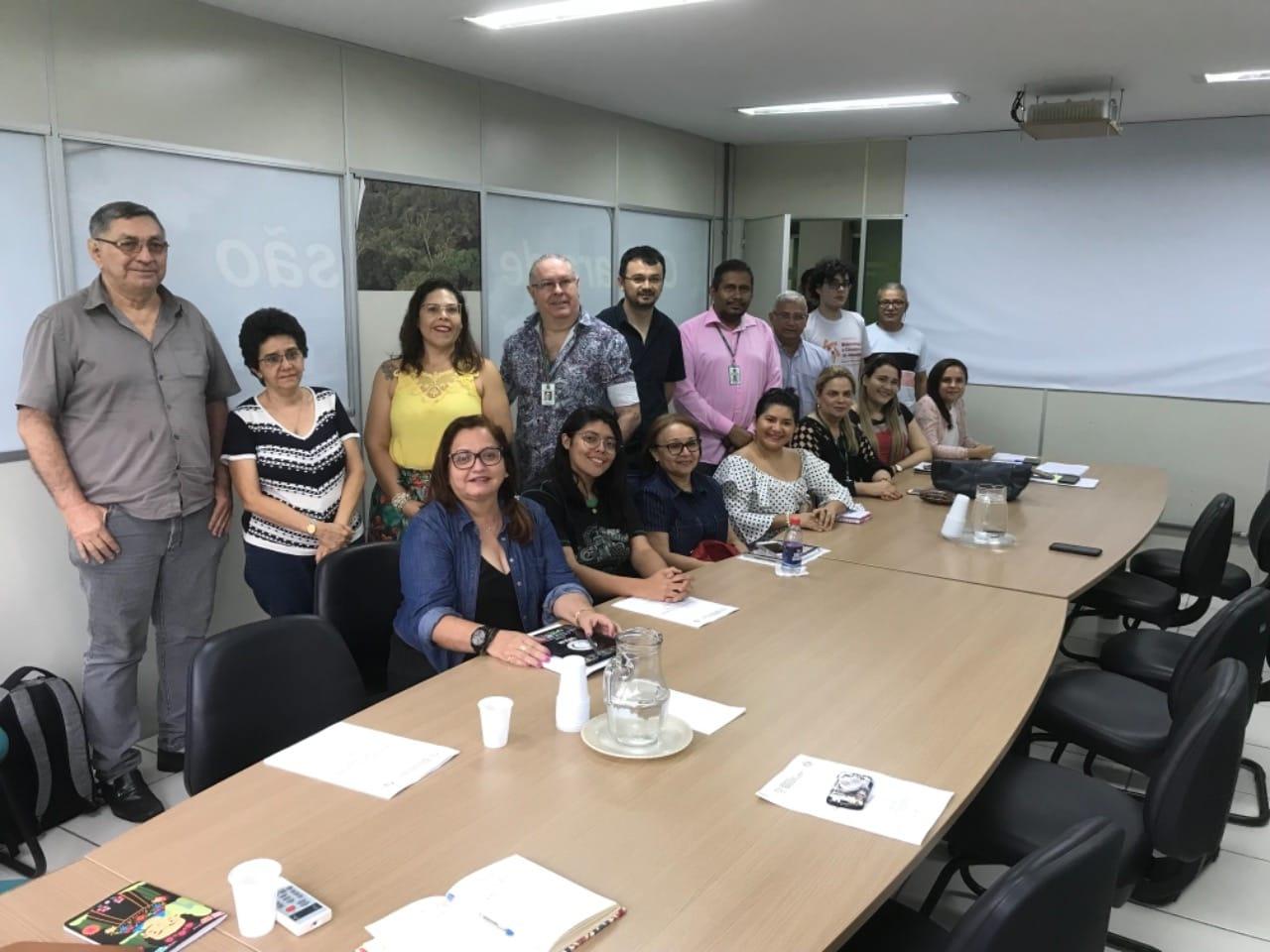 Equipe da Comissão Própria de Avaliação - CPA da Universidade Federal do Amazonas - UFAM.